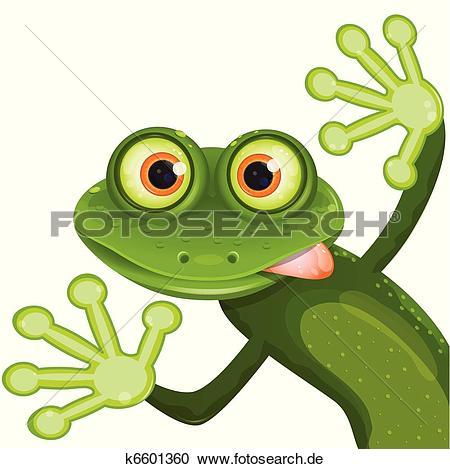 Frosch Clip Art Lizenzfrei. 6.432 frosch Clipart Vektor EPS.