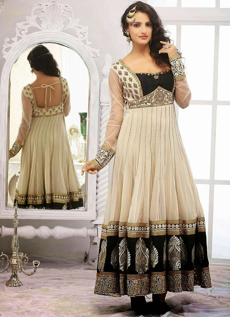 85 Best images about Latest Anarkali Frocks Designs & Suits on.