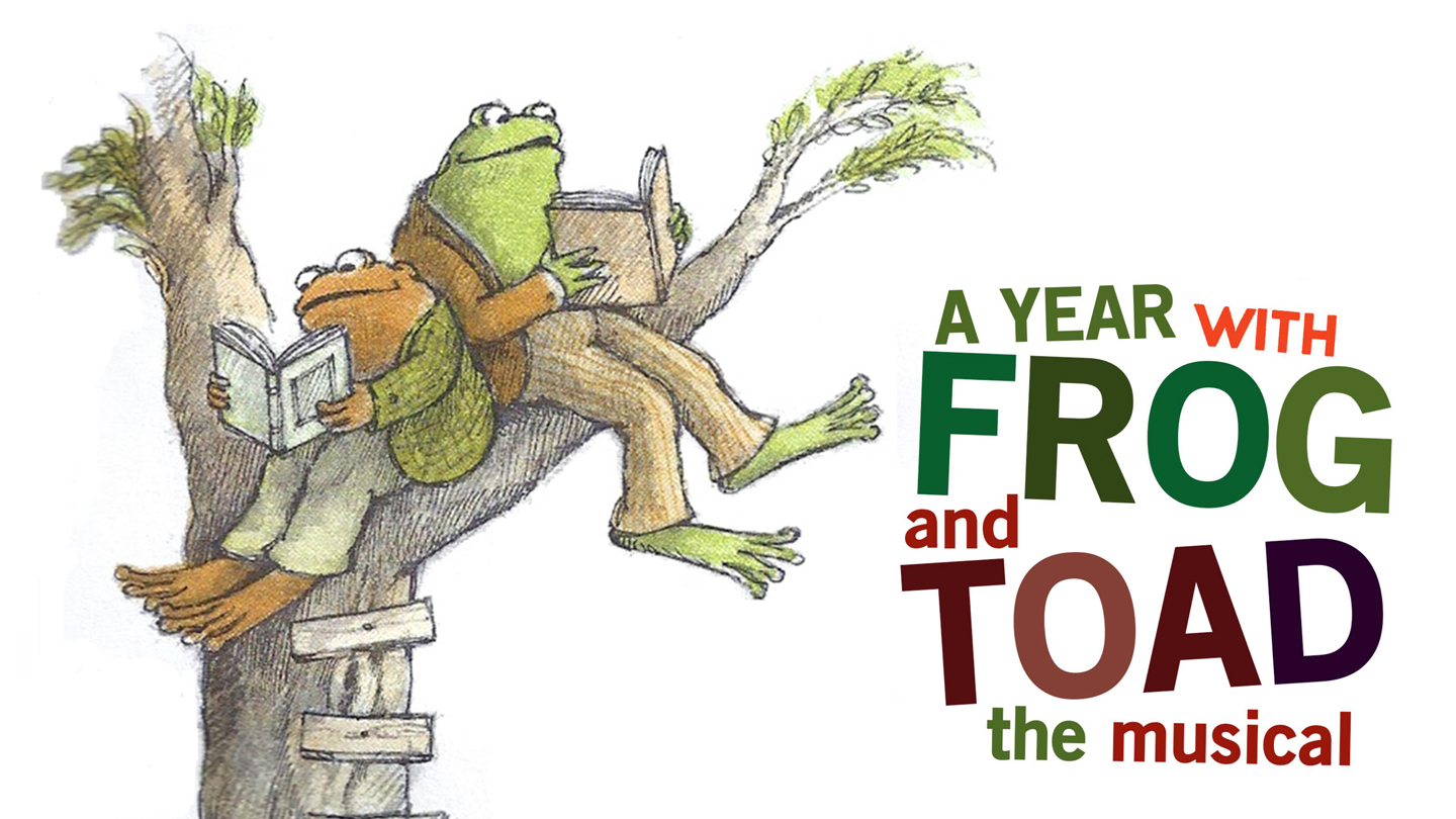 A Year with Frog and Toad KIDS • All About Theatre.