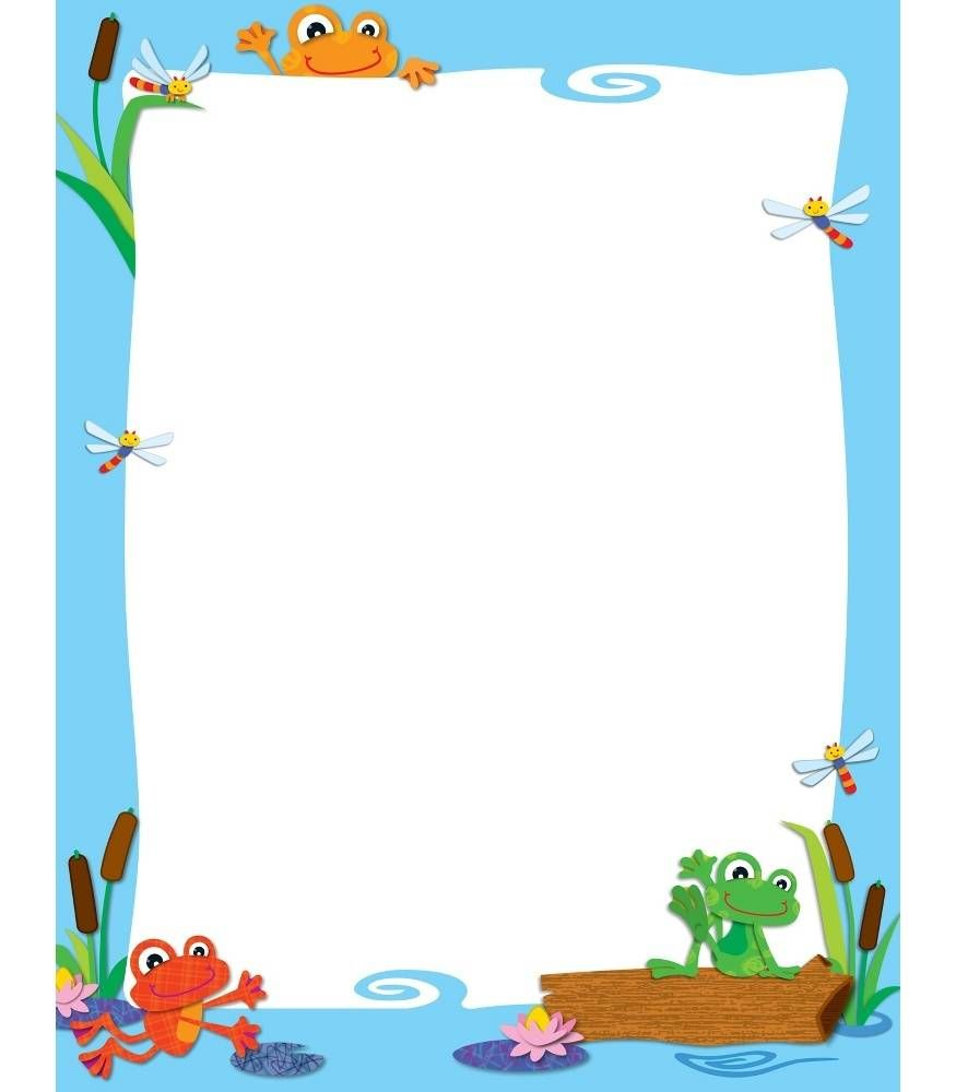 FUNky Frogs Chart.