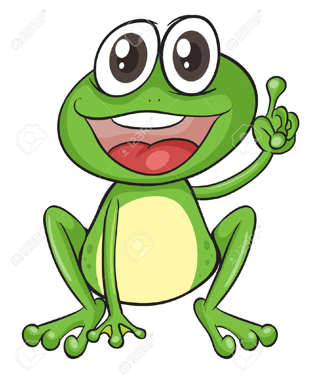 Frog Clip Art & Frog Clip Art Clip Art Images.