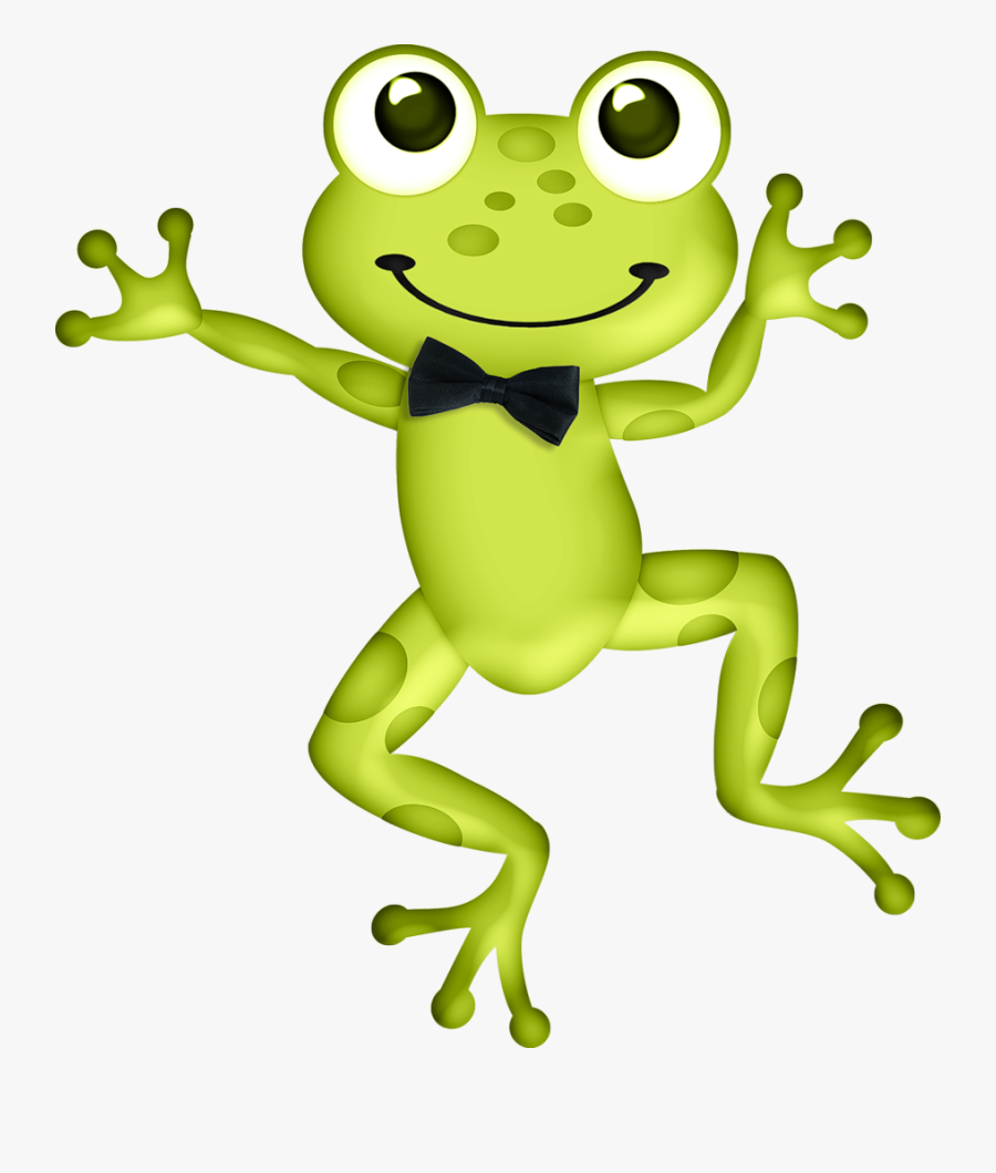 Frogs Clipart Tree Frog.