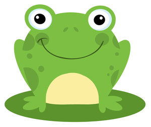 Cute frog clipart 4 » Clipart Station.