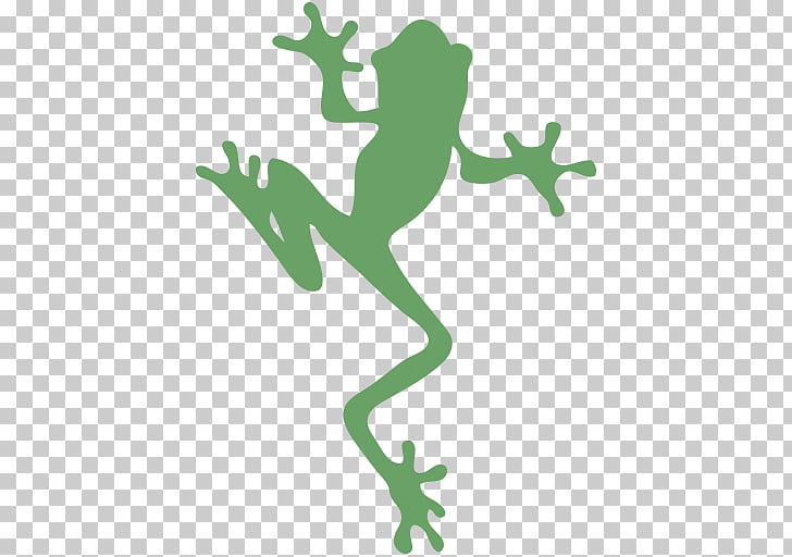 Tree frog graphics Silhouette , frog PNG clipart.
