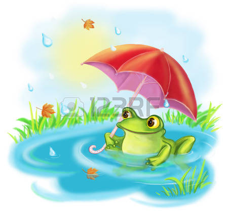 444 Rain Frog Stock Illustrations, Cliparts And Royalty Free Rain.