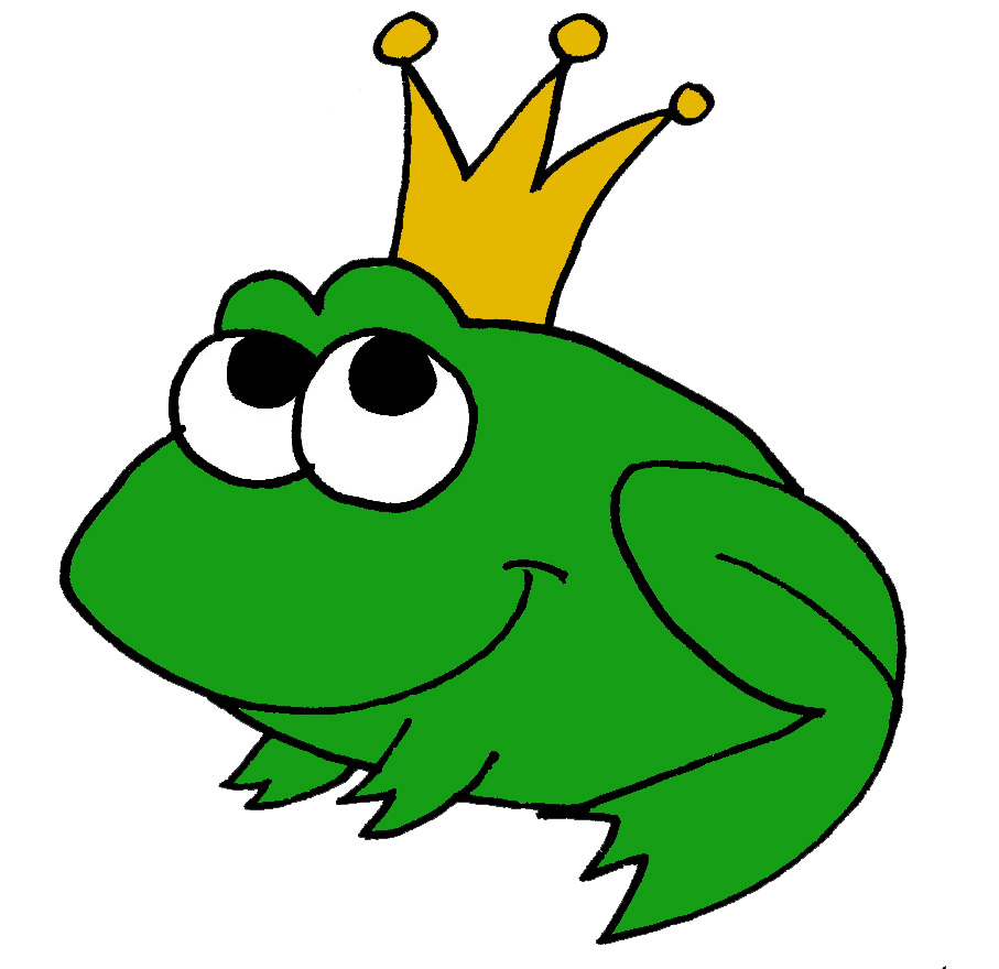 Frog king clipart clipground for Frog consulting