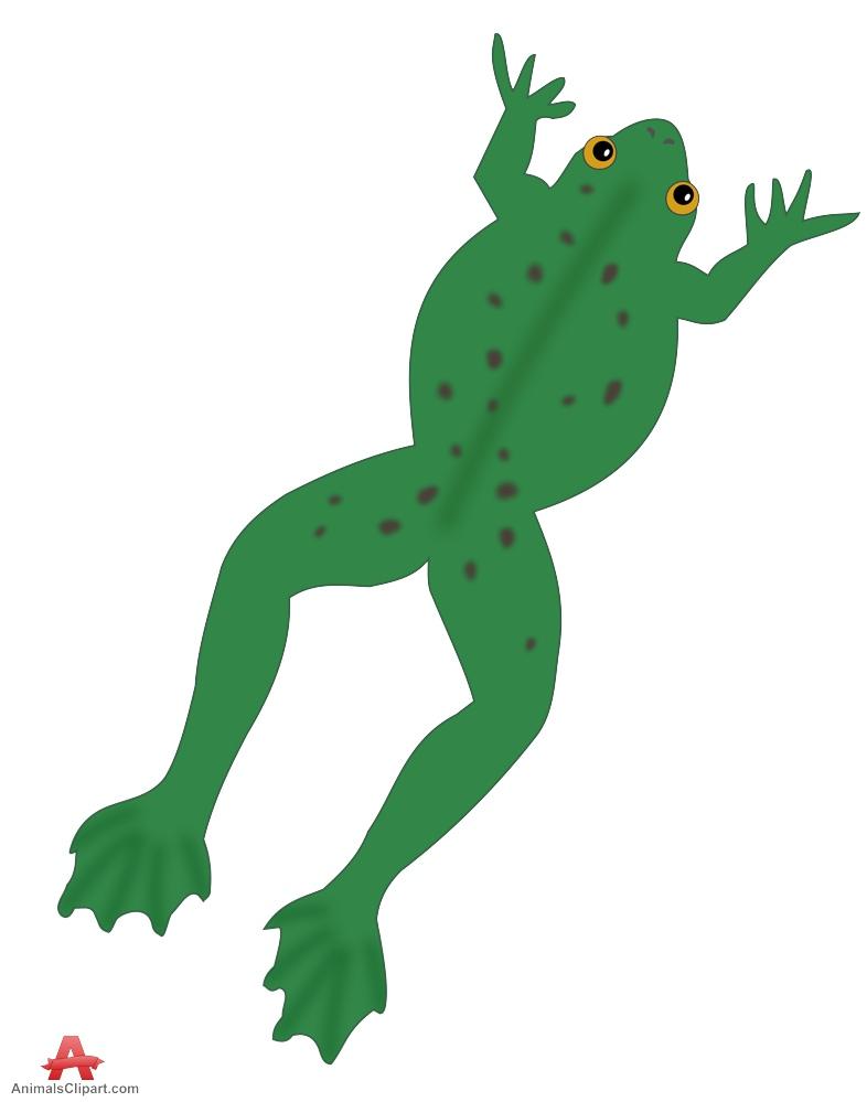 Frog leg clipart.