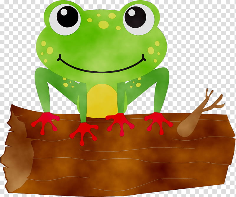 Green Tree, Frog, Frogs On A Log, Logo, Drawing, Tree Frog.