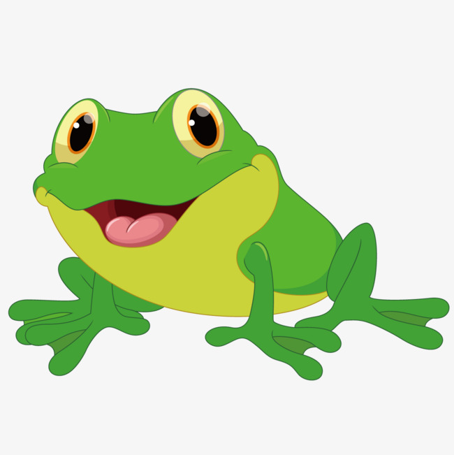 Download Free png Cute Frog, Frog Clipart, Lovely, Frog PNG.