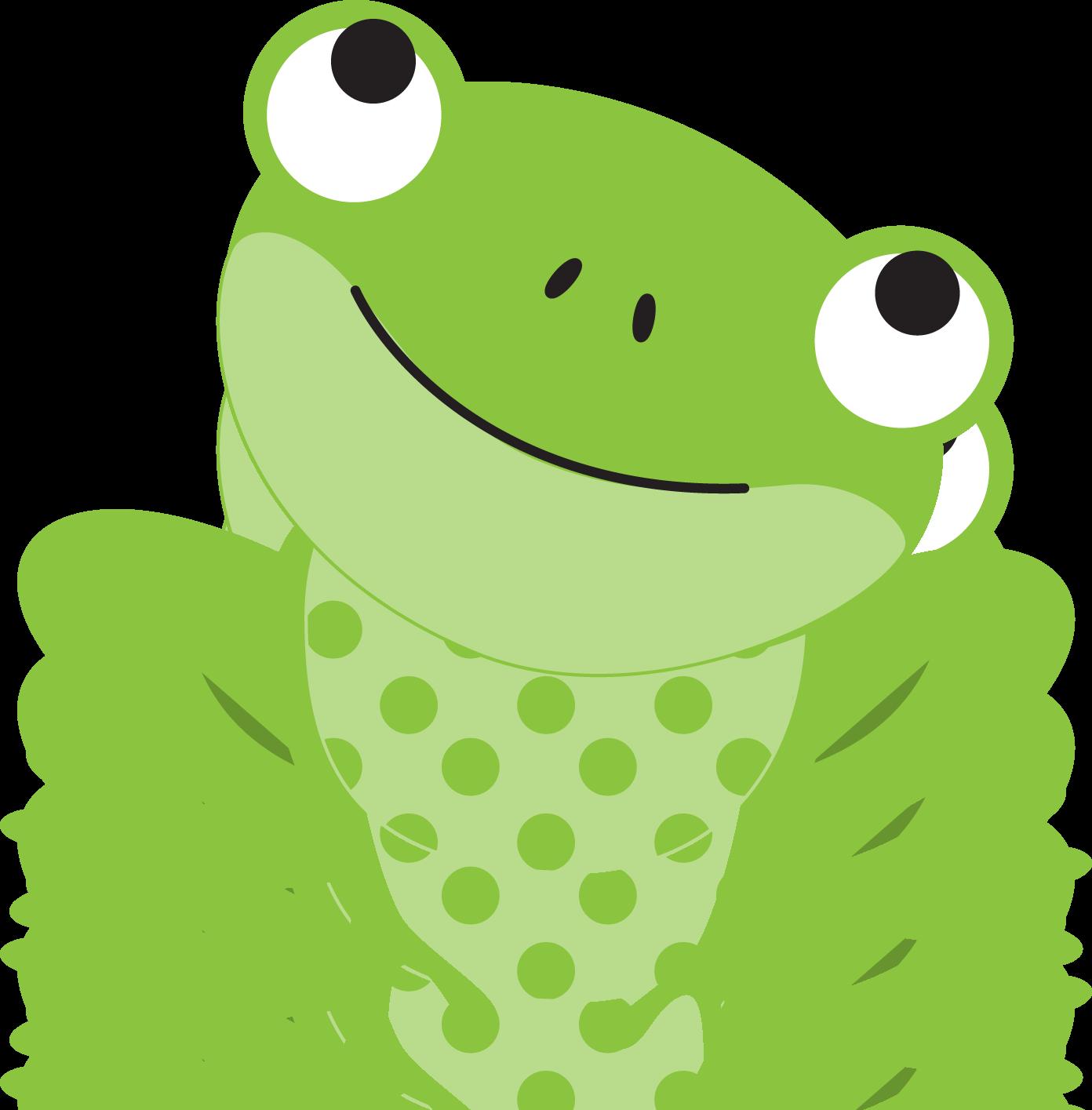 The Tree Frog Clip art.