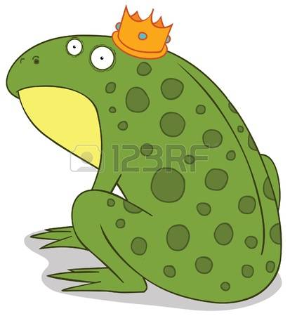 1,025 Frog Prince Stock Illustrations, Cliparts And Royalty Free.