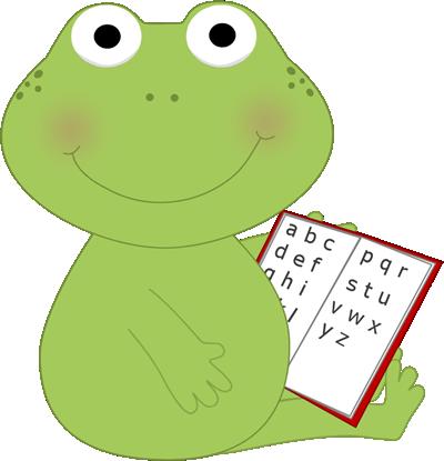 Frog Clip Art.