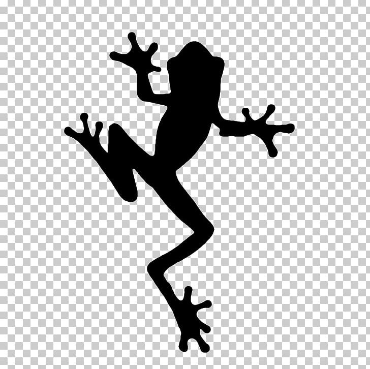Frog Silhouette PNG, Clipart, Amphibian, Animals, Art, Black.