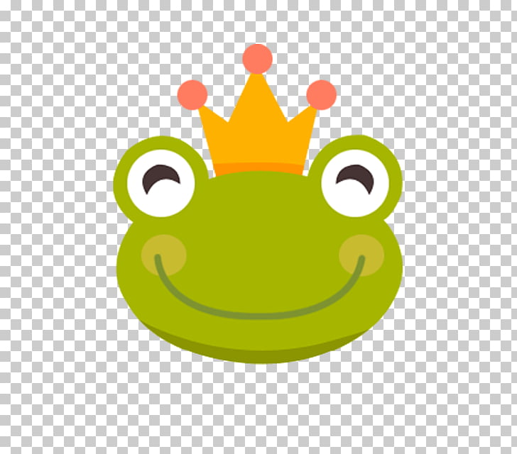 The Frog Prince Toad Euclidean , Frog prince PNG clipart.