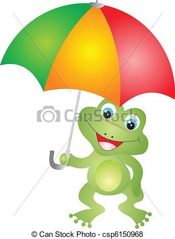 Frog vector.