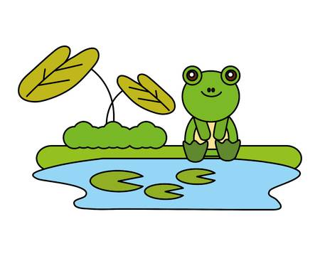 froggy clipart #8