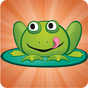 Jumping Frog (like Xonix).
