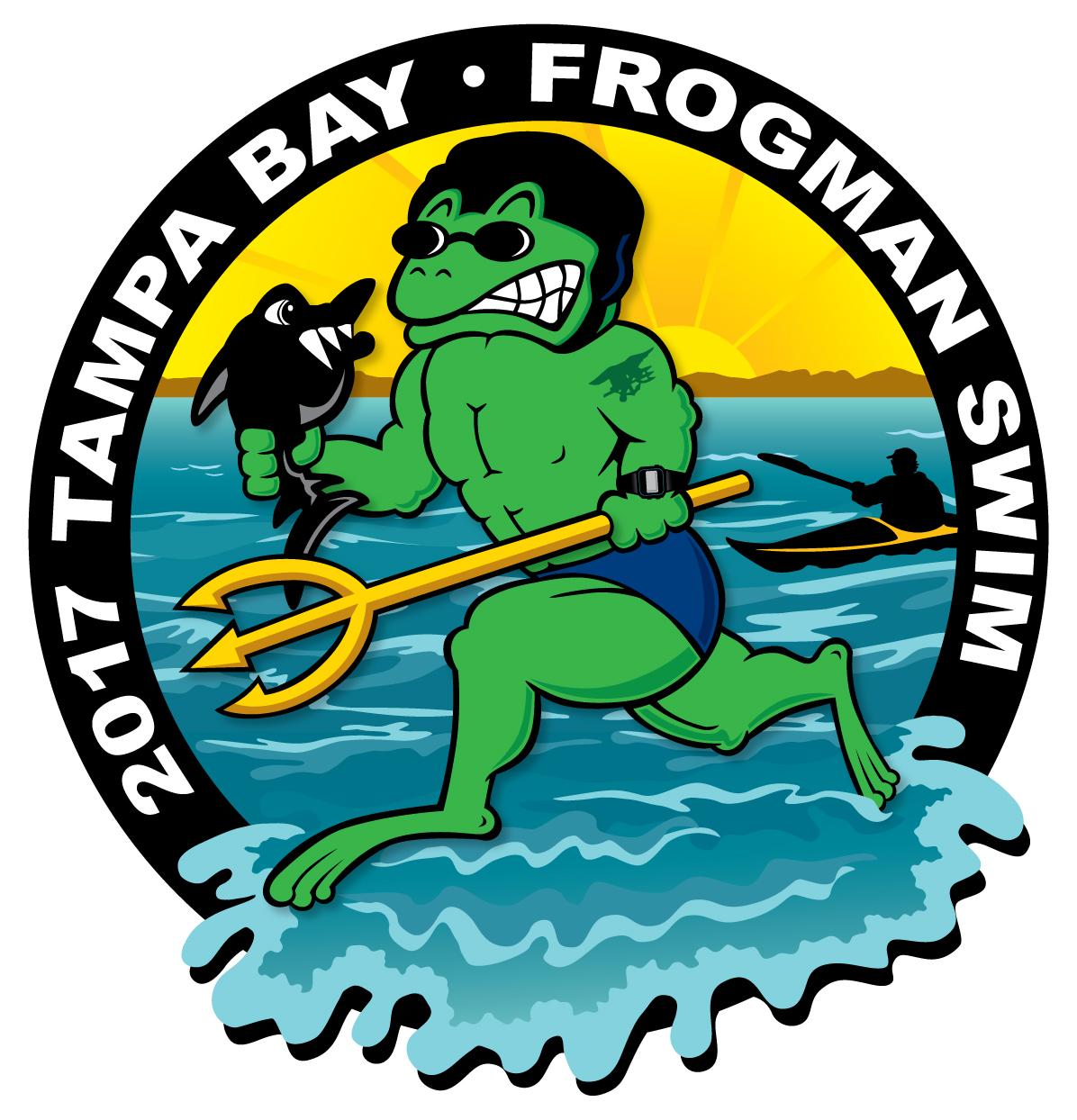 Tampa Bay Frogman Swim.