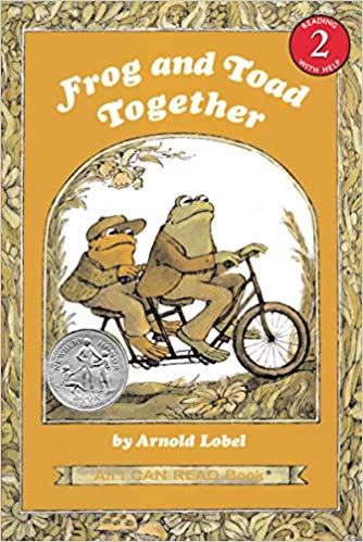 Frog and Toad Together (I Can Read Level 2): Arnold Lobel.