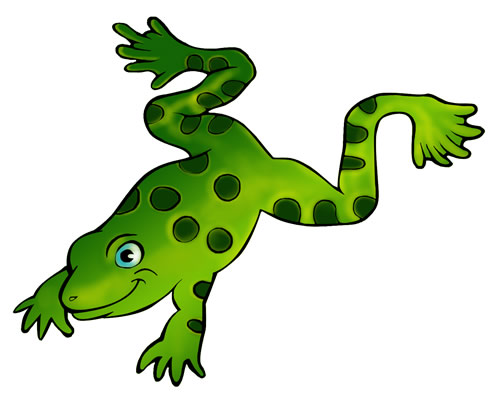 FREE Frog Clip Art to Download: Frog 10.