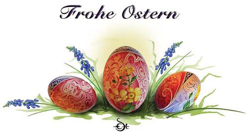 Kostenlose Frohe Ostern Bilder, Gifs, Grafiken, Cliparts.