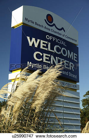 Picture of Myrtle Beach, SC, South Carolina, Welcome Center, The.