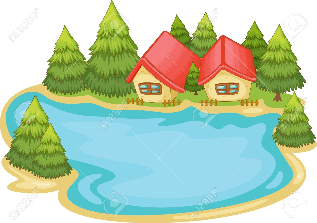 lake clipart - photo #15