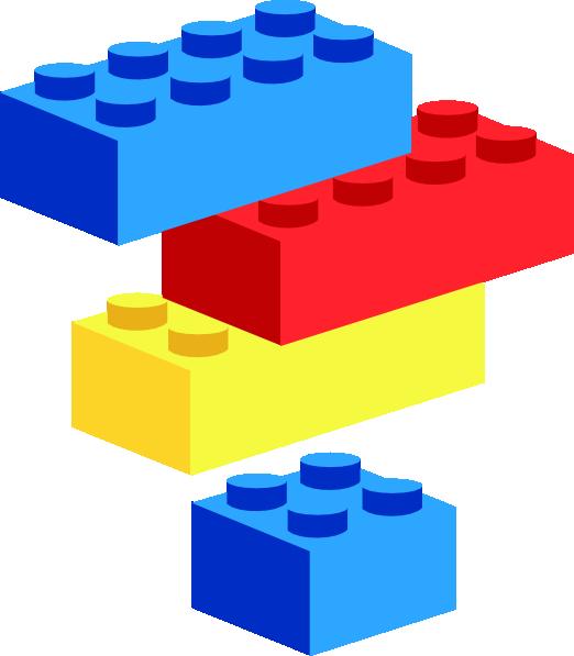 Lego Bricks Clip Art at Clker.com.