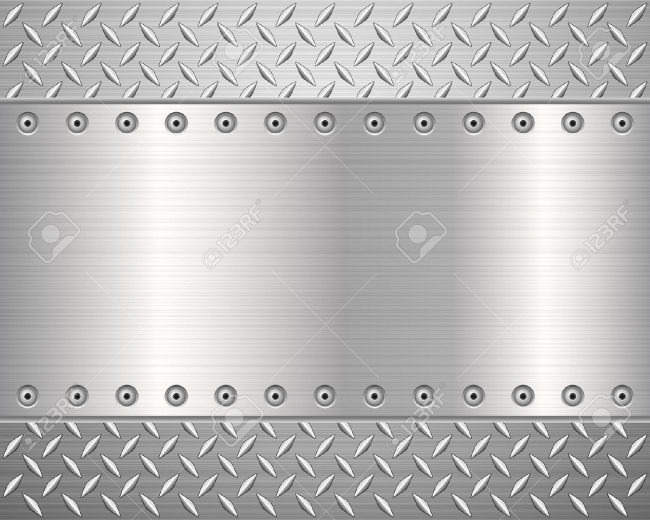 Metal background clipart.