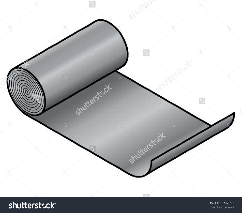 Clipart rolls sheets.