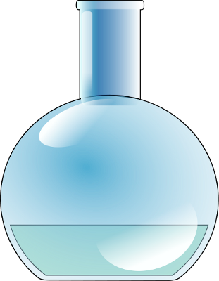 Bottom Flask Clip Art Download.