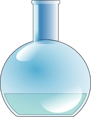 Bottom Flask Clip Art Download.
