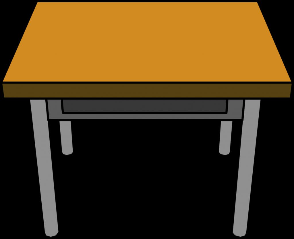 Student Desk Clip Art in 2019.