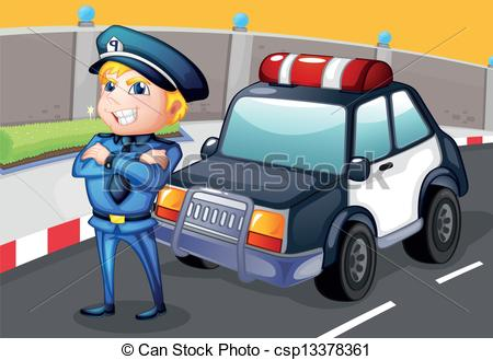 Clip Art Of In Front Clipart.
