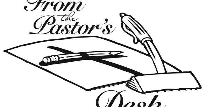 Pastor clipart desk, Pastor desk Transparent FREE for.