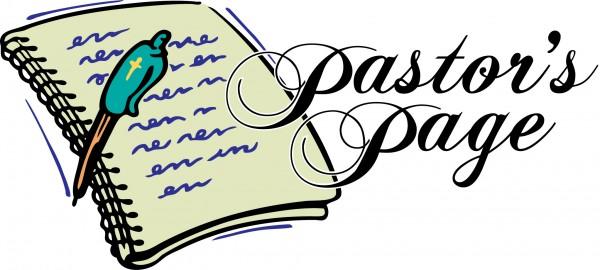 Pastor\'s Desk Clipart.