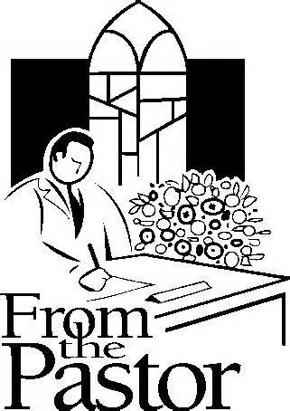 From The Pastors Desk Clipart.