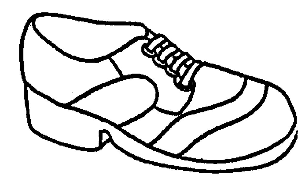 Free Shoe Clipart Pictures.