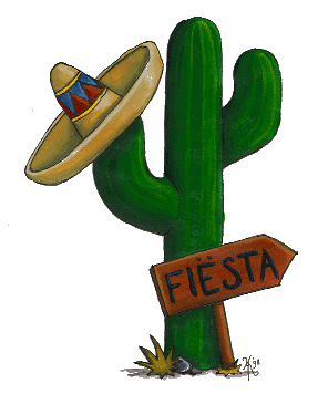 DIMA SHARIF: Mexican Fiesta!.