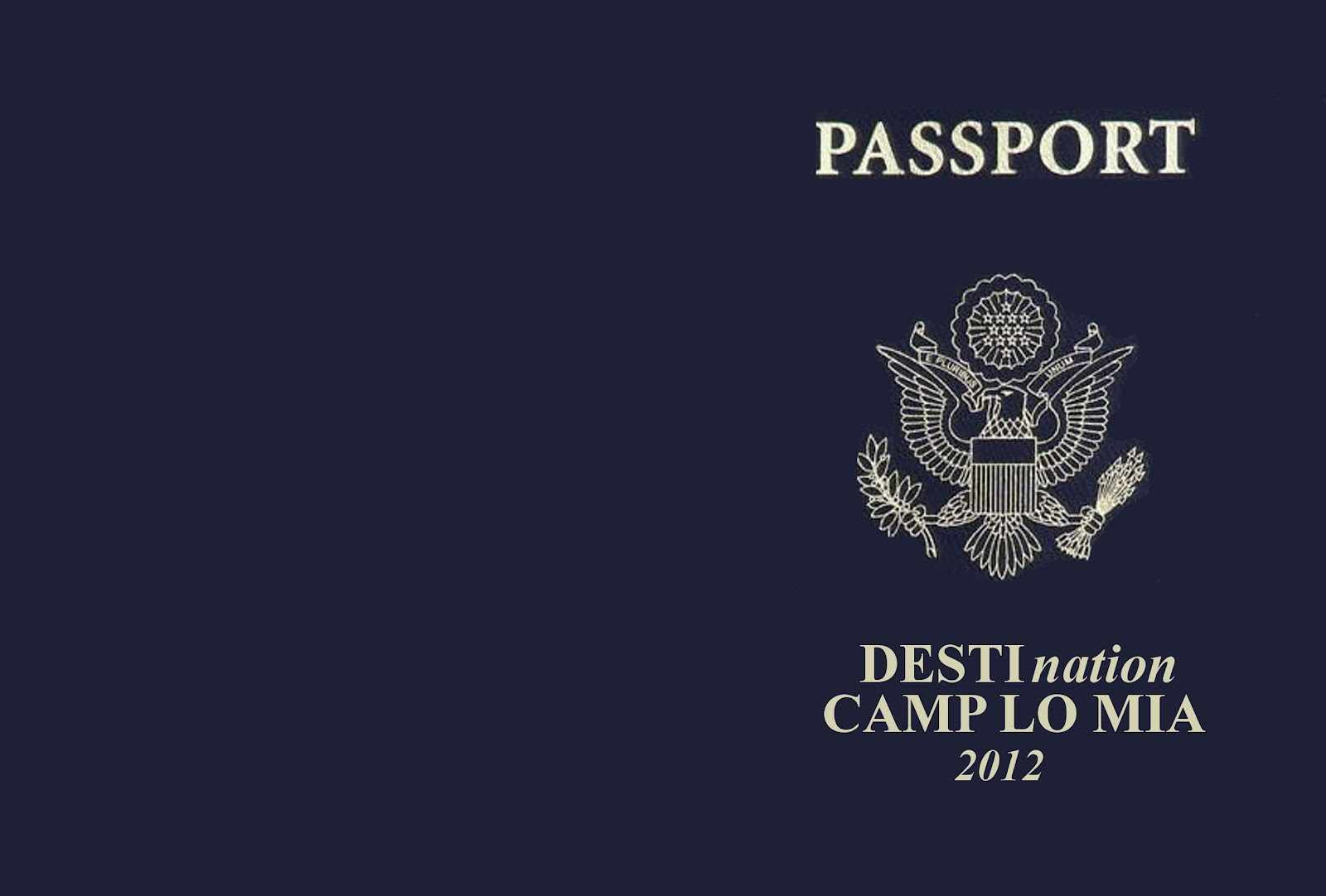 Passport cover clipart.
