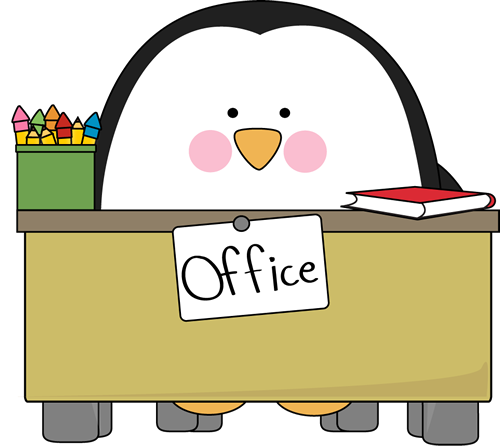Front office clipart.