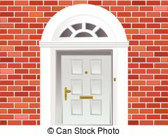 Front door Illustrations and Clip Art. 12,686 Front door royalty.