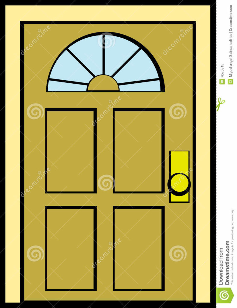 Best 32 Front Door Clipart And Pictures Front Door Clipart In.
