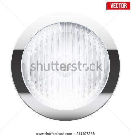 Headlamp Stock Vectors & Vector Clip Art.