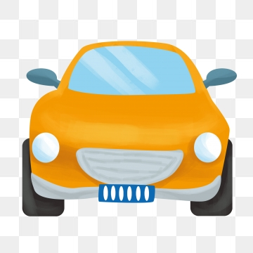 Car Front PNG Images.