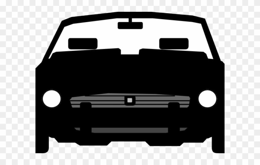Vector Clipart Car.