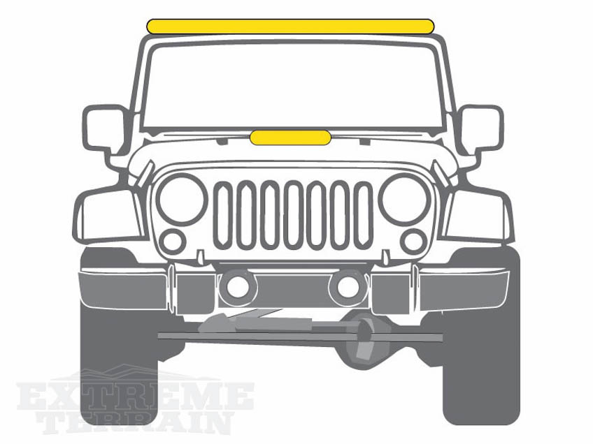 How to Overhaul My Wrangler\'s Factory Lighting.
