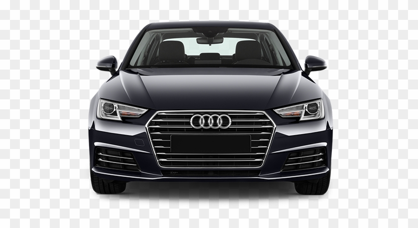 2017 Audi A4 Sport Front View.