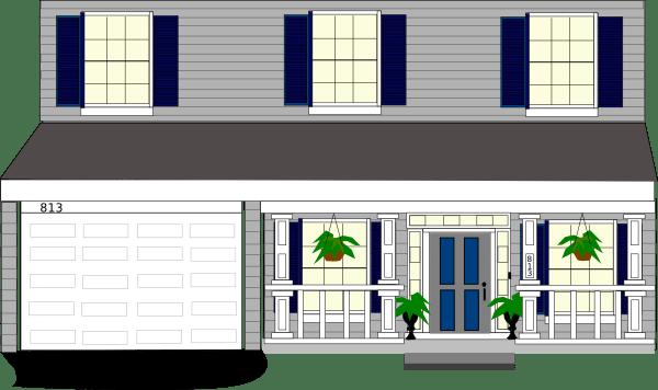 Front porch clipart 3 » Clipart Portal.