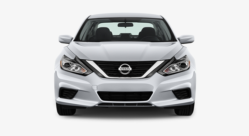 Nissan Altima Front View.